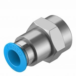 QSF Push-in Fittings, female thread